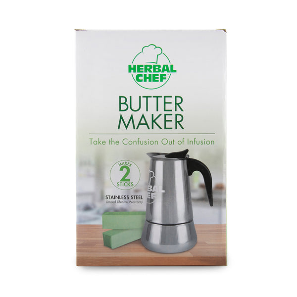 Herbal Chef Butter Maker - 2 Stick