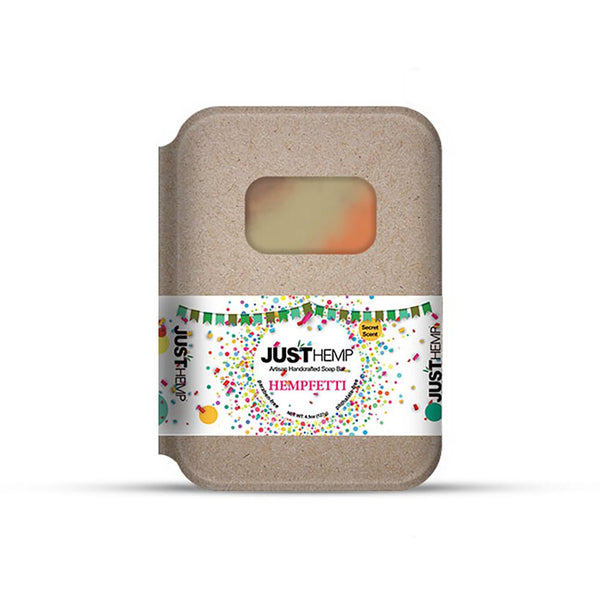Just CBD - Just Hemp Soap - Hempfetti