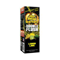 High Voltage Double Flush - Lemon Lime