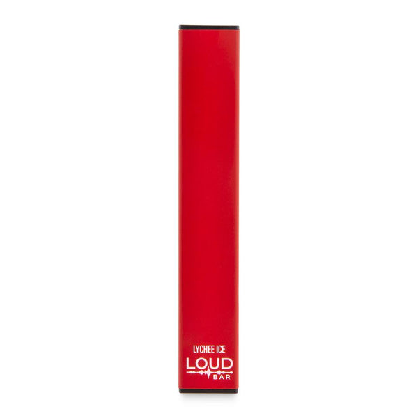 Loud Bar Disposable Vape Device - Lychee Ice