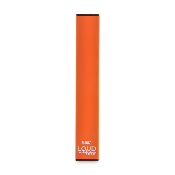Loud Bar Disposable Vape Device - Mango