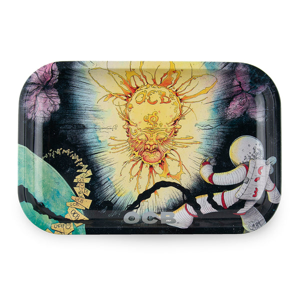OCB Rolling Tray Solaire