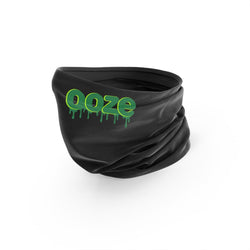 Ooze Face Mask - Ooze Logo - Black