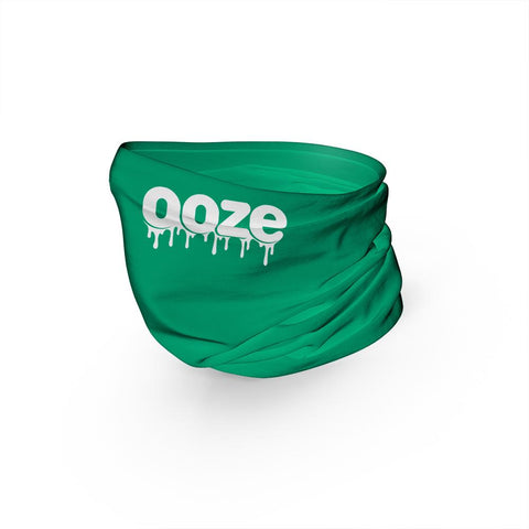 Ooze Face Mask - Ooze Logo - Green