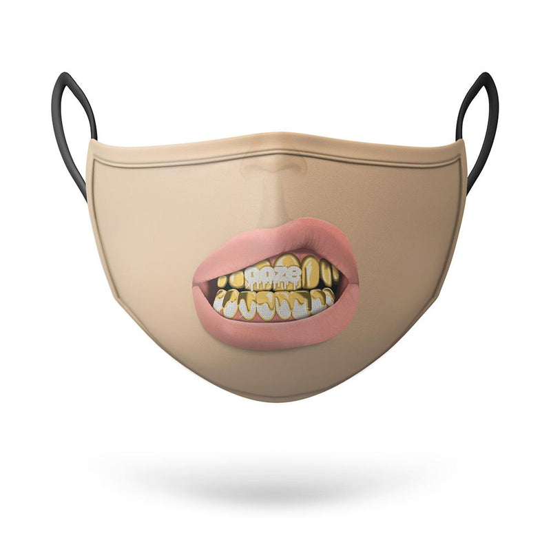 Ooze Face Mask - Grill Clothing Accessories