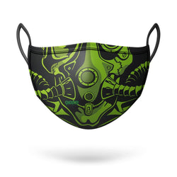 Ooze Face Mask - Nuclear Fallout Clothing Accessories