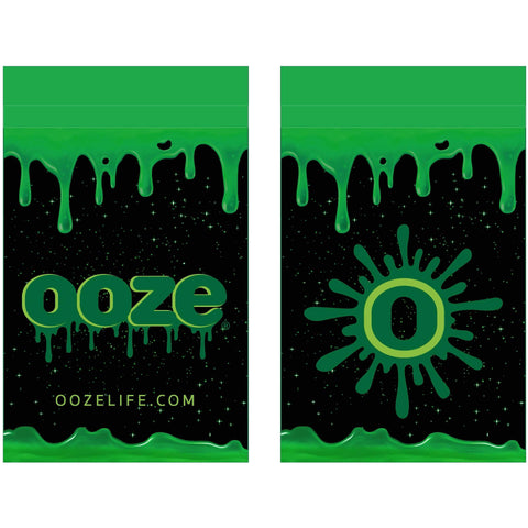 Ooze Mylar Bags 20 Ct Accessories
