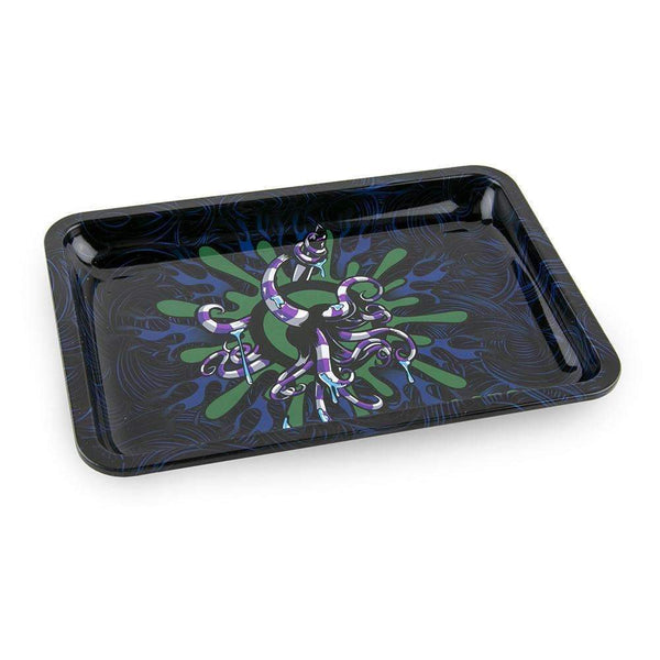 Ooze Rolling Tray - Octo Trays