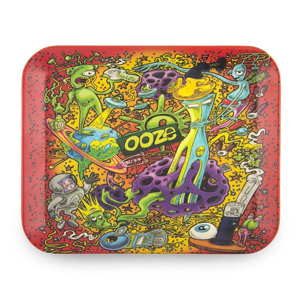 Ooze Rolling Tray - Biodegradable Universe Trays