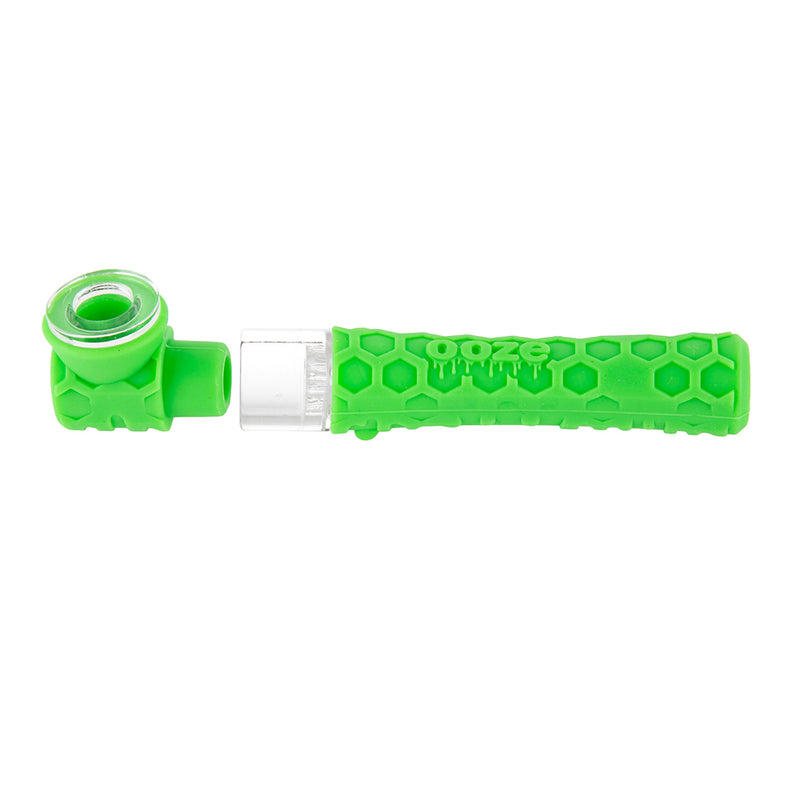 Ooze Hand Pipe - Piper - Green