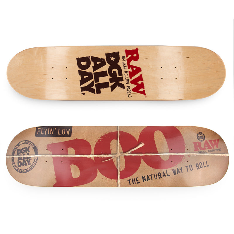 Raw Skate Board DGK Boo