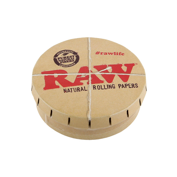 RAW Metal Tin - Round
