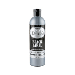 Randy's Glass Cleaner - 12oz - Black Label