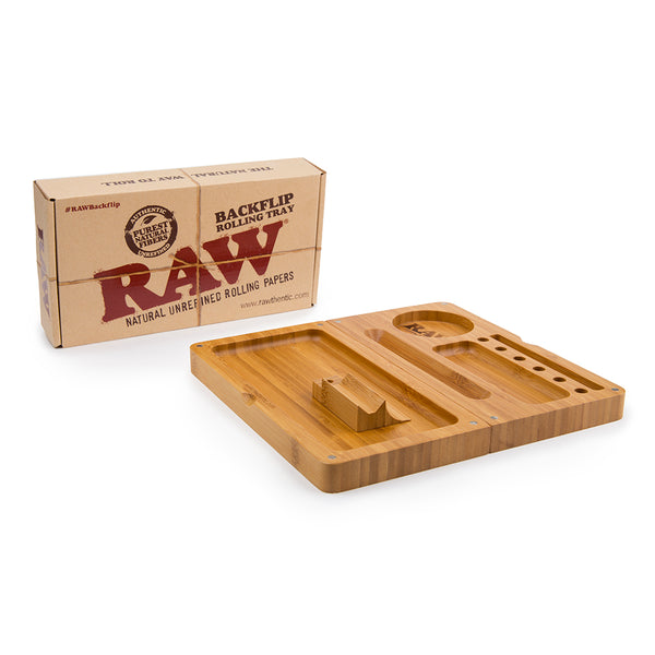 RAW Backflip Rolling Tray