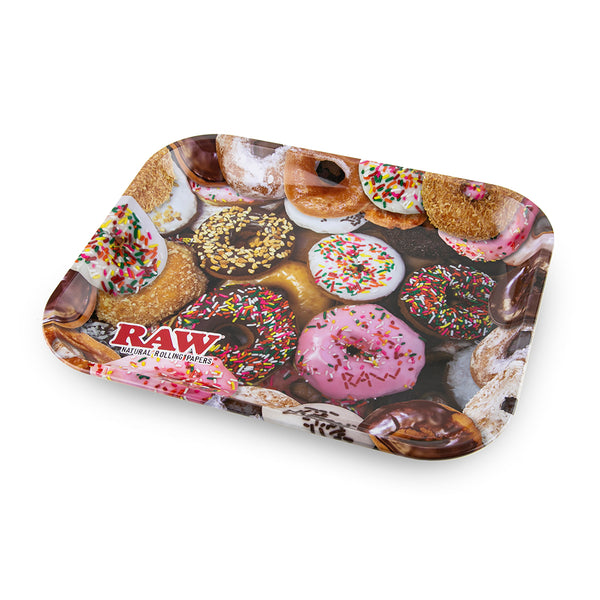 RAW Rolling Tray Donut - Large