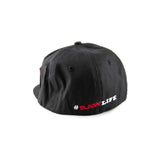 RAW Flex Fit Hat - Black - Small/Medium