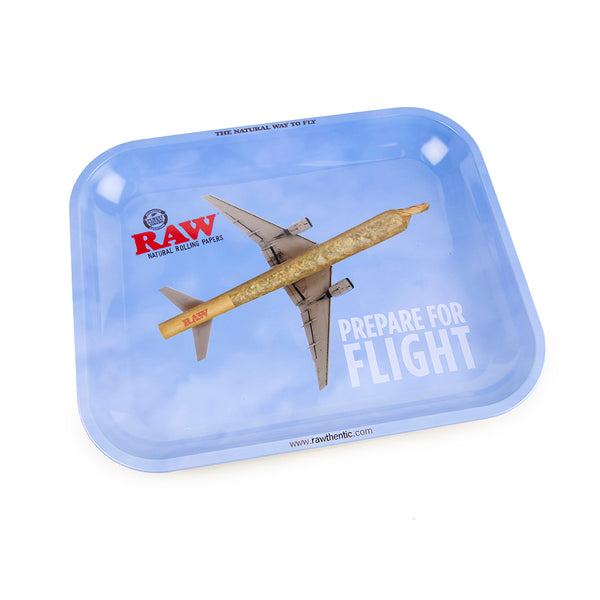 RAW Rolling Tray Airplane
