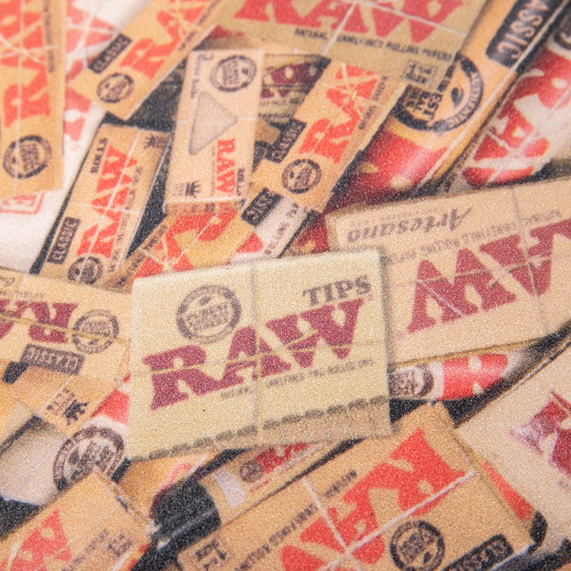 Raw Grip Tape - 48 x 11 - Assorted