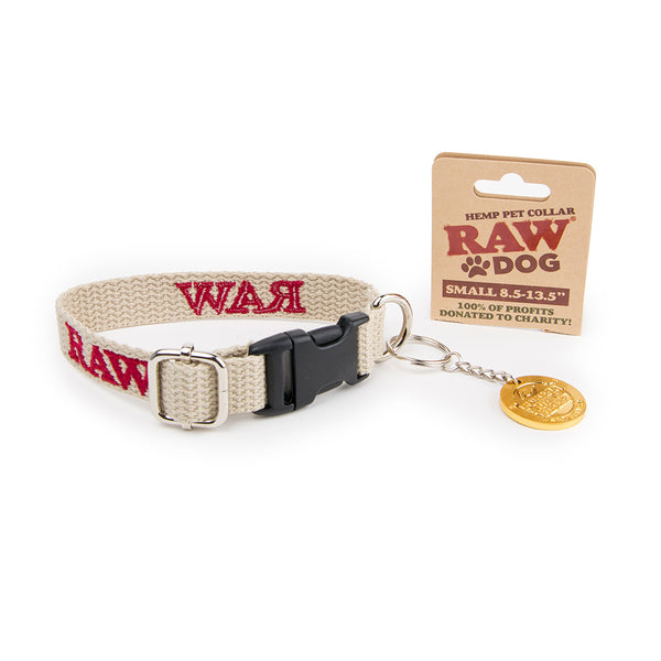 "RAW Pet Collar Small 8.5""-13.5"""