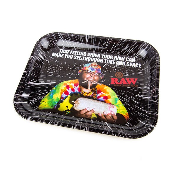 Raw Rolling Tray Oops - Large