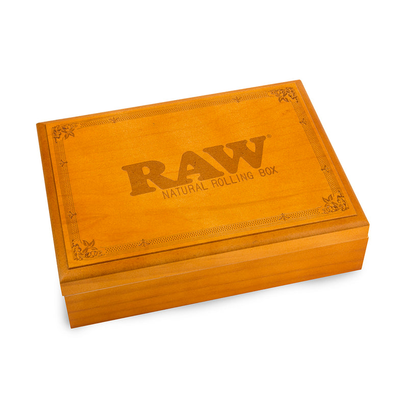 RAW Natural Rolling Box