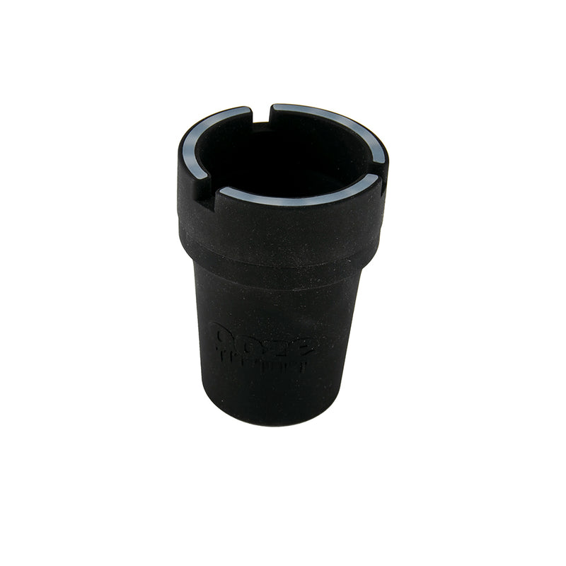 Ooze Roadie Silicone Car Ashtray - Black