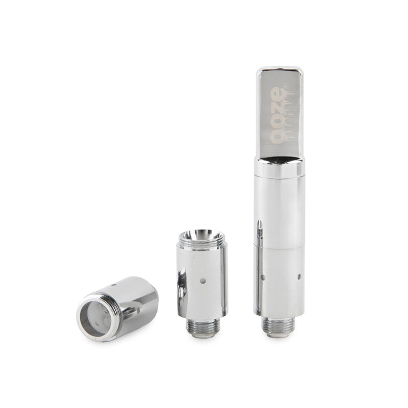 Slim Twist Pro Atomizer - Chrome