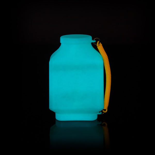 Smoke Buddy Jr - Glow in the Dark - Blue