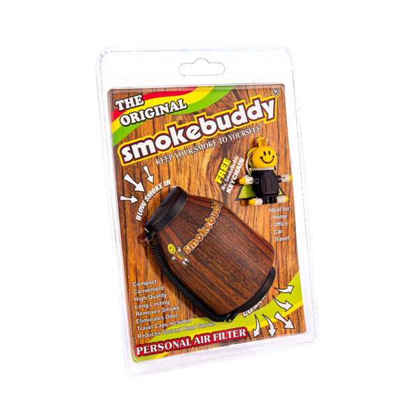 Smoke Buddy Original - Wood