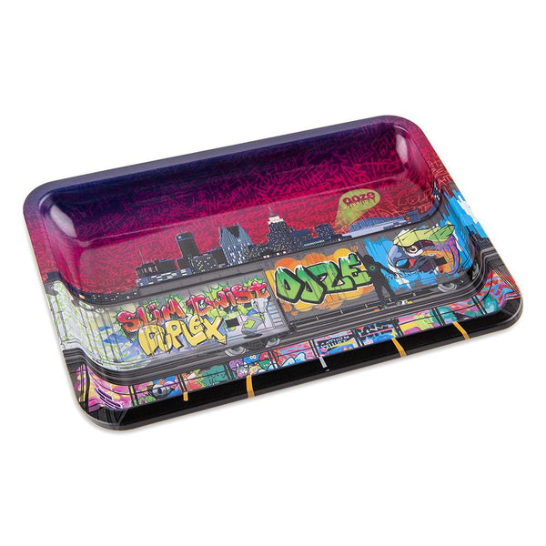 Ooze Rolling Tray - Tag