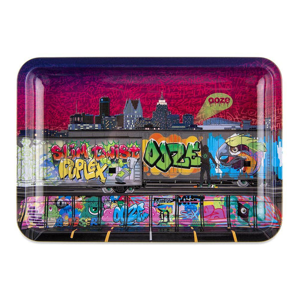 Ooze Rolling Tray - Tag Small