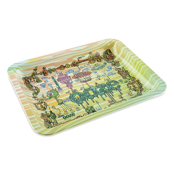 Ooze Rolling Tray - The Works