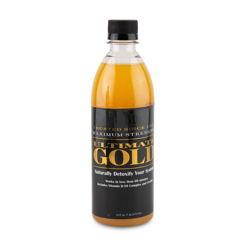 Ultimate Gold Detox