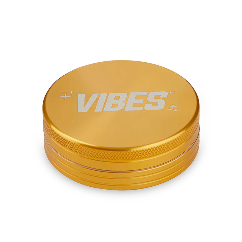 Vibes x Aerospaced Aluminum Grinder - 63mm - 2pc