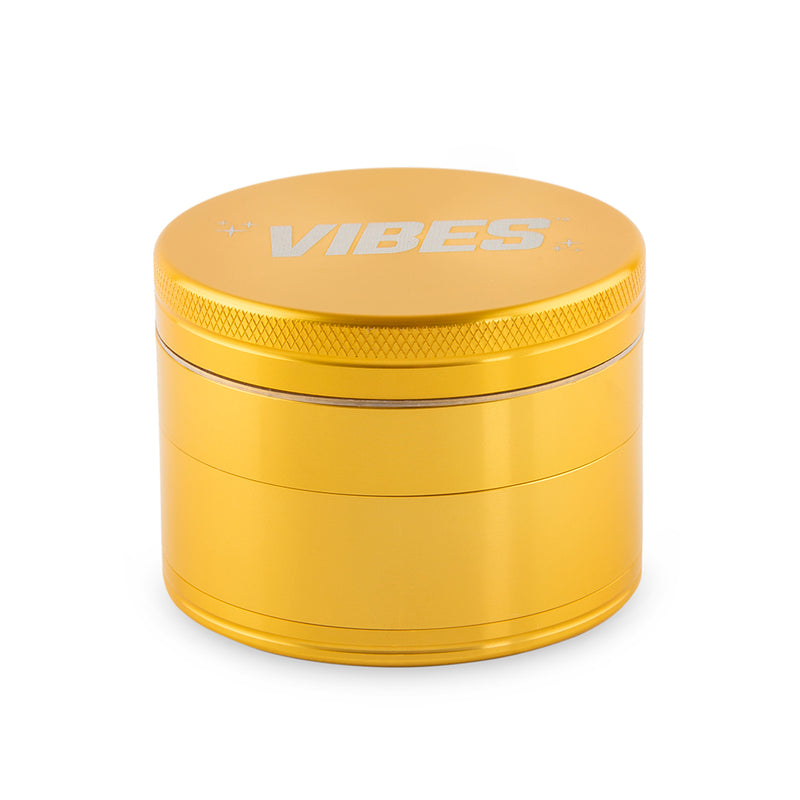 Vibes x Aerospaced Aluminum Grinder - 63mm - 4pc