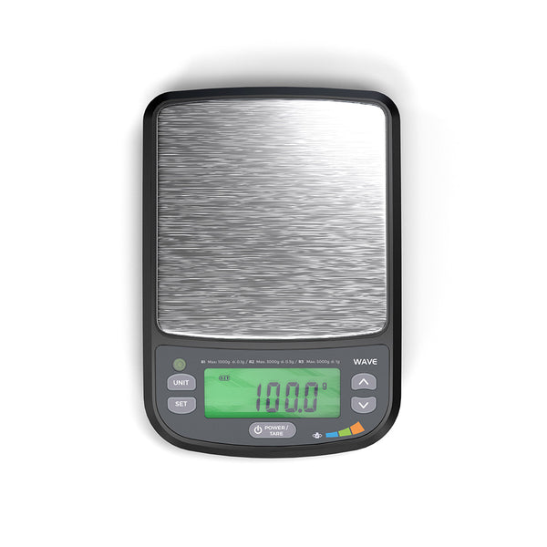 Truweigh Wave IP65 Rated Washdown Bench Scale