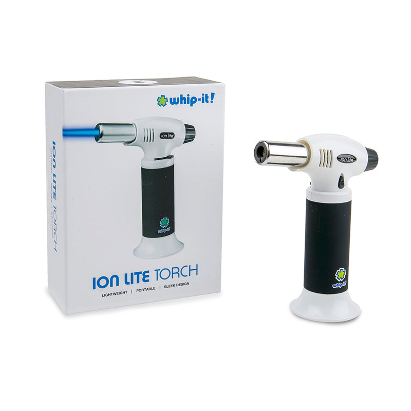 Whip It Torch - Ion Lite - White/Black