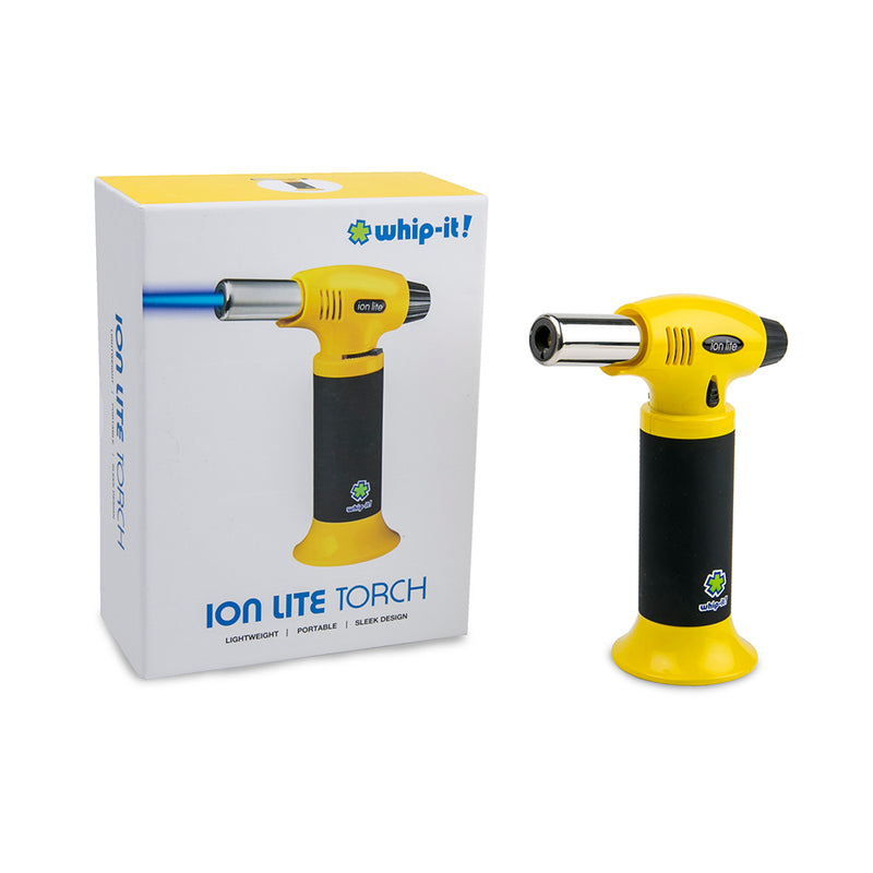 Whip It Torch - Ion Lite - Yellow/Black