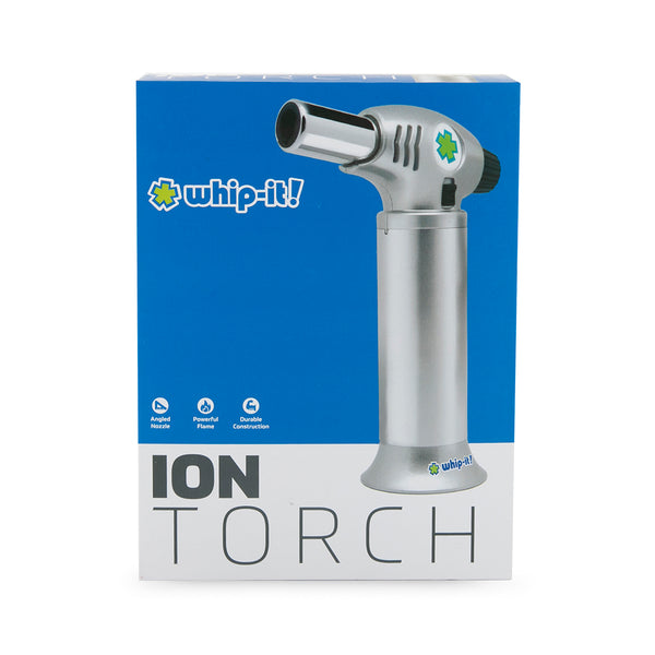 Whip It Torch - Ion - Silver