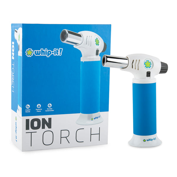 Whip It Torch - Ion - Blue White
