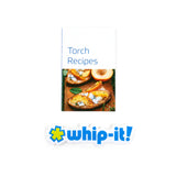 Whip It Torch - Ion - Black