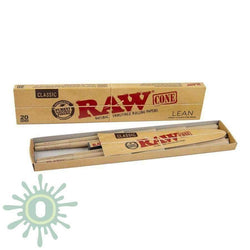 Raw Classic Lean Cone 20pk - 1ct - LOOSE