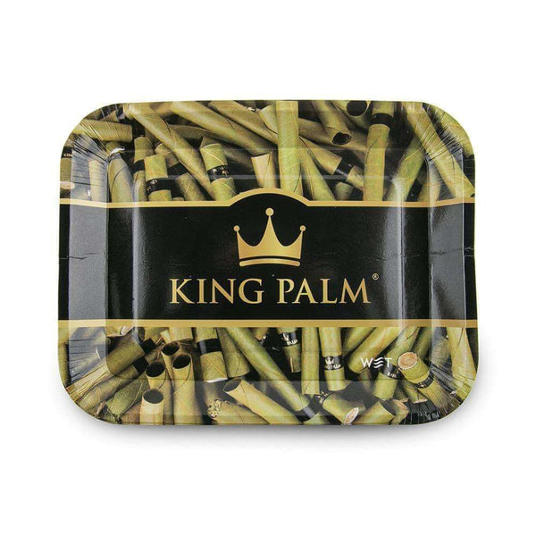 King Palm Wet Rolling Plates - 6ct