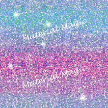Load image into Gallery viewer, Glitter Cornflower Pink Ombre