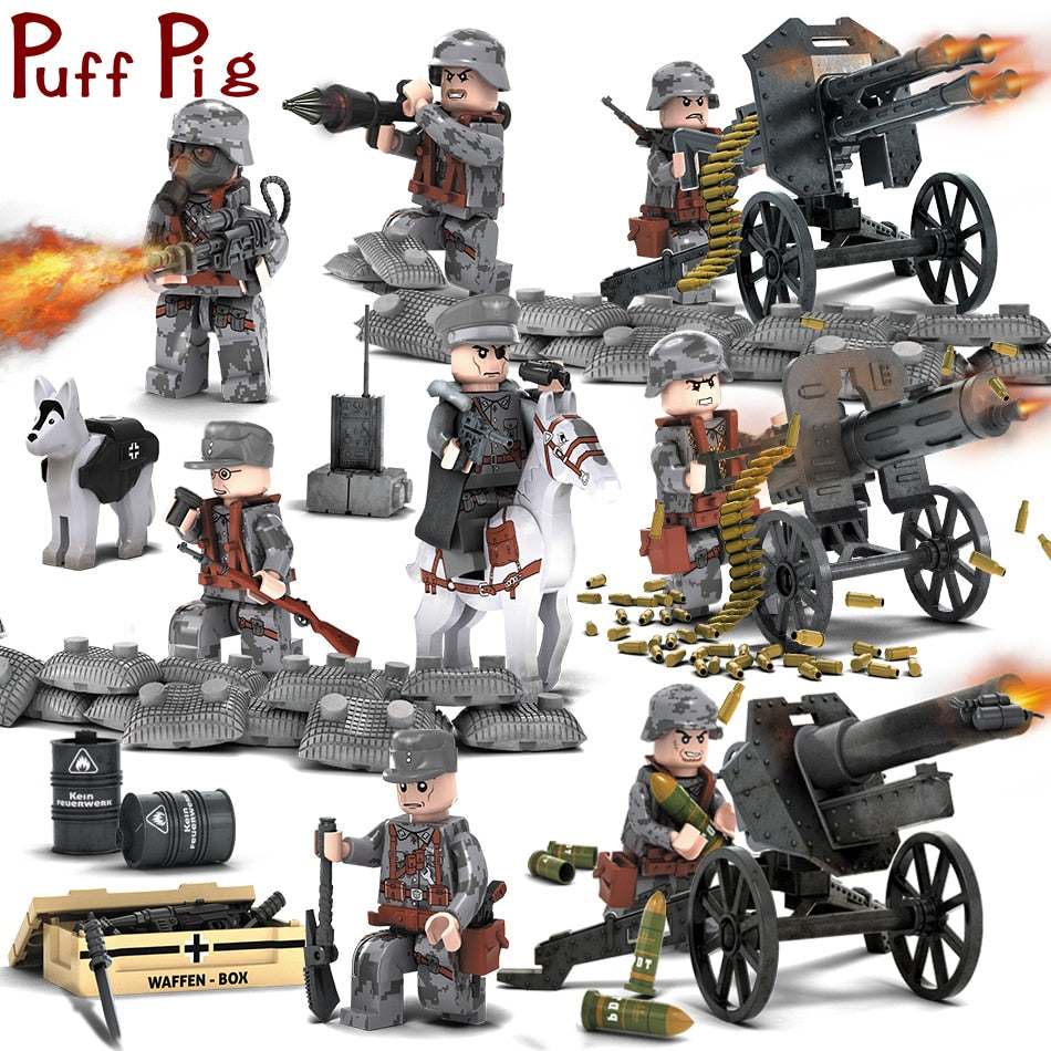 Model Building Military War Ship Helicopter Tank Model Army Figures Soldier Compatible Legoed Building Blocks Toys For Children Cheistams Gift Blocks