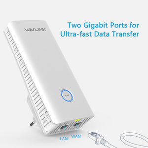AC2100 MU-MIMO Wireless Router/AP/Range Extender with Dual Giga LAN