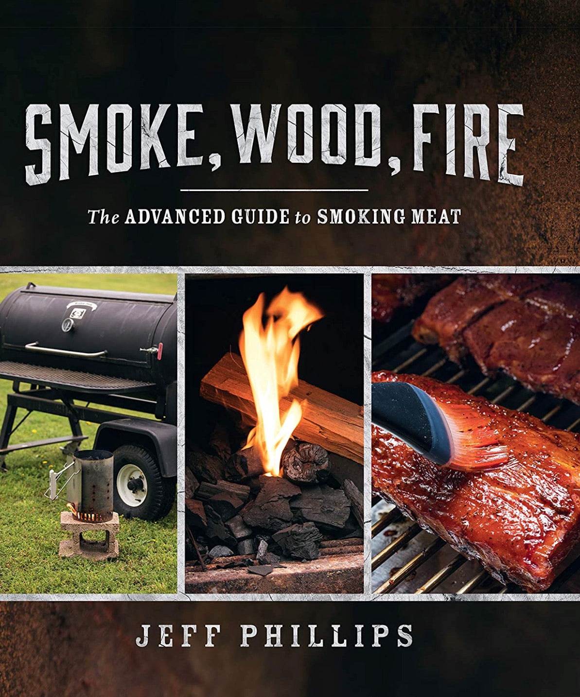 Smoke Wood Fire