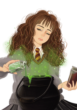 Hermione Granger postcard, Hermione Granger postcards for sale