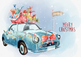 christmas set of postcards, christmas cars postcards, christmas cards postcards, christmas cards buy