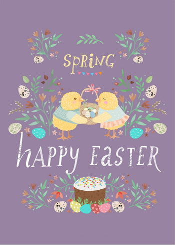 Happy Easter Day postcard, Happy Easter postcard, easter postcards greetings, easter postcards for children, easter greeting postcards